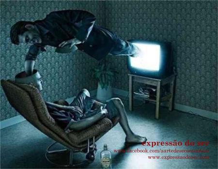 tv manipulando